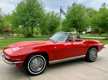 1964 Chevy Corvette