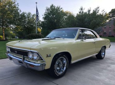 1966 Chevy Chevelle SS
